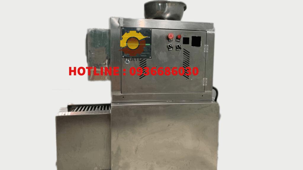 máy làm bánh phở 9in1 không cần nồi hấp của công ty irato