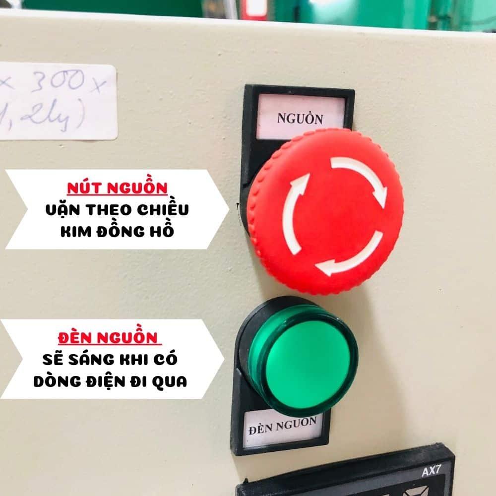 máy làm bánh phở tươi mini | Món Miền Trung