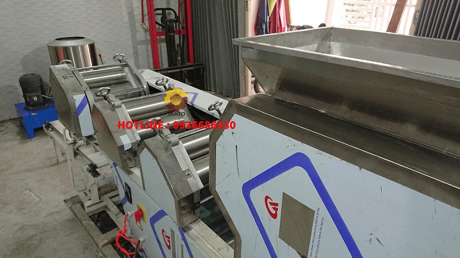 máy mì sợi công nghiệp giá rẻ