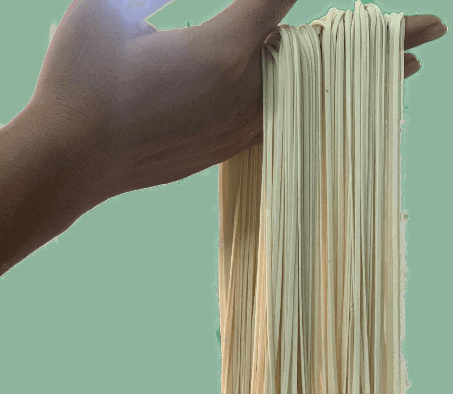Giá máy làm mì tươi công suất lớn
