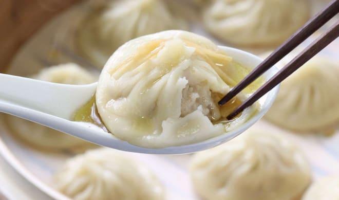 Bánh bao Xialongbao của Trung Quốc