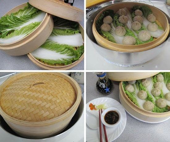 bánh bao dumpling