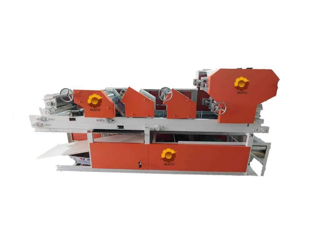 Máy làm mì sợi công nghiệp công suất 500Kg/h