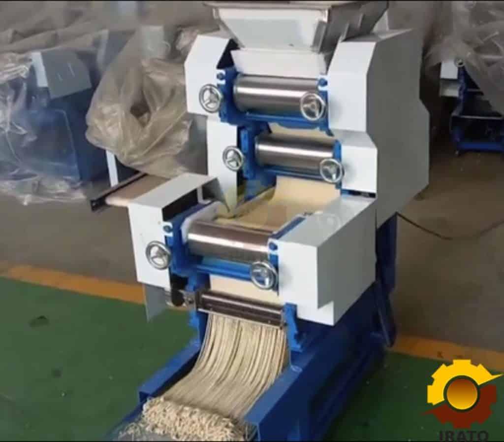 Máy làm mì Mini công suất lớn