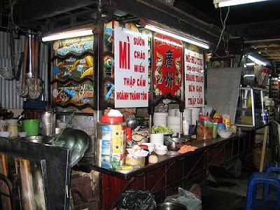 Quán mì gia truyền ngon ở Sài Gòn