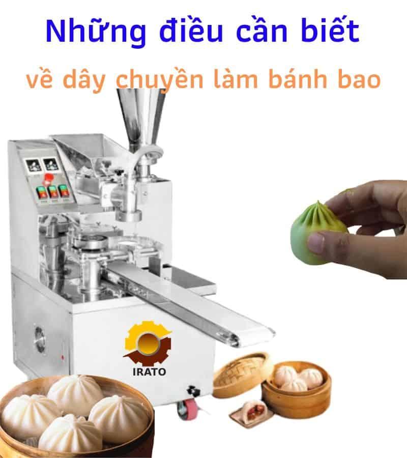 máy làm bánh bao