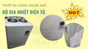 thiết bị gia nhiệt điện từ